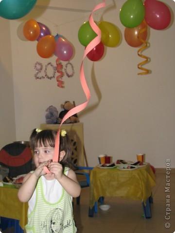 мой день рождение,дети все остались довольными и все с подарками,в конце каждой игры были призы фото 18