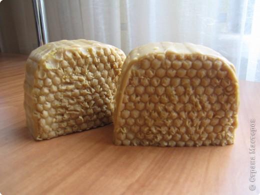 Мыловарение: Мед и молоко