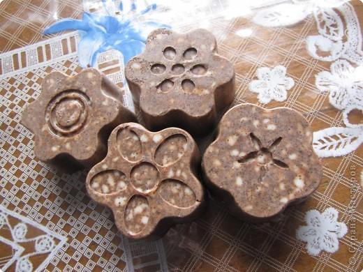Мыловарение: Шоколадно-кофейный скраб фото 7
