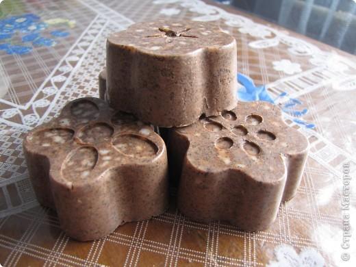 Мыловарение: Шоколадно-кофейный скраб фото 1