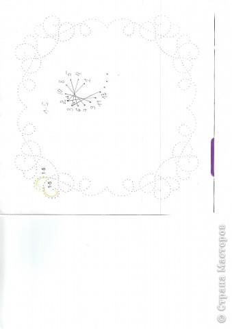 Мастер-класс Пасха Изонить Пергамано Открытка +Схема Бумага фото 26.
