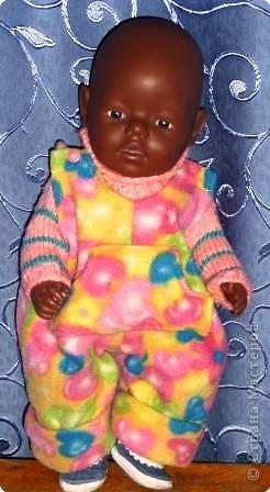 Одежка для любимой куклы дочки. фото 1
