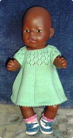 На радость дочке я создала целый гардероб для ее любимой куклы. фото 4