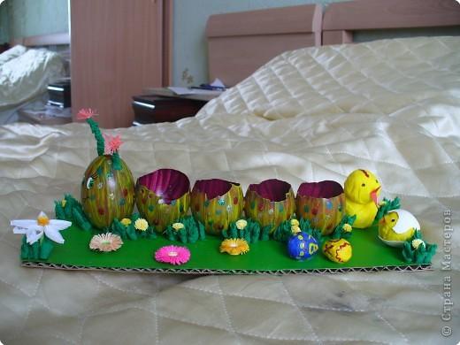 Большое спасибо Inna-mina https://stranamasterov.ru/node/56447?c за идею, вот тоже сделали гусеничку :))) фото 2