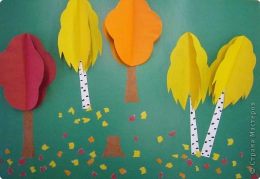 Поделки для малышей своими руками лес