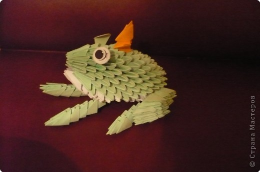 модульное царевна лягушка