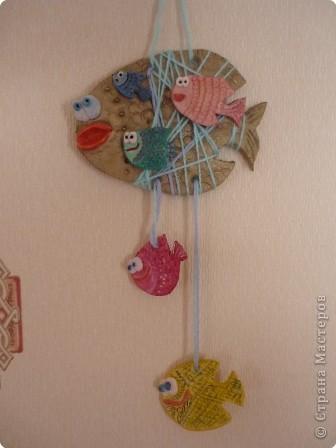 Вот такая рыба-мама. фото 7