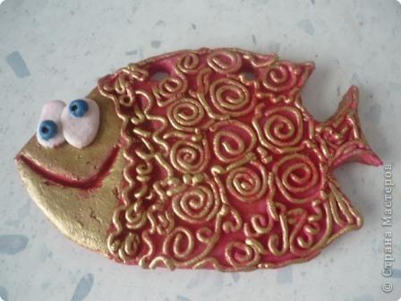 Моя почти золотая рыбка. фото 1