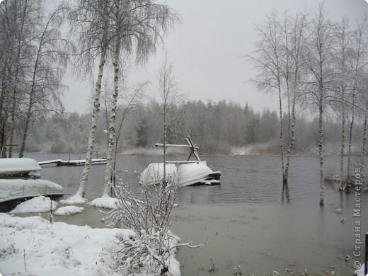Начало зимы всегда радостно и красиво! фото 18
