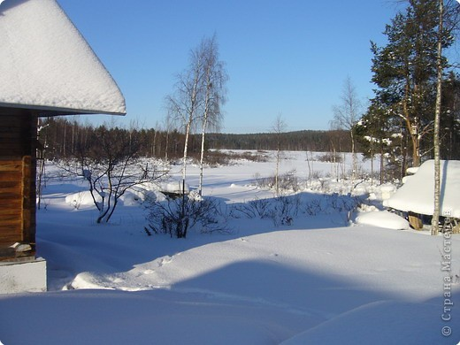 Начало зимы всегда радостно и красиво! фото 13