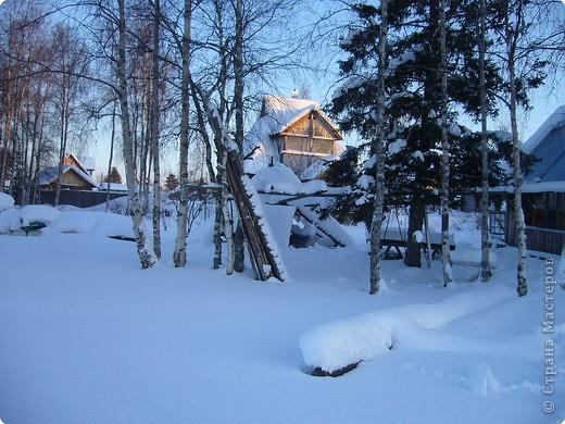 Начало зимы всегда радостно и красиво! фото 20
