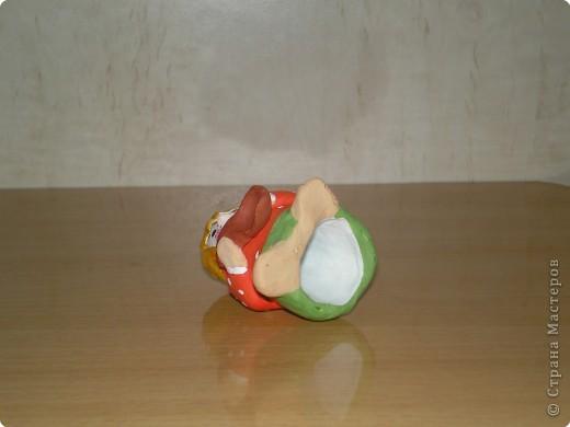 Лепка: Глиняные игрушки фото 1