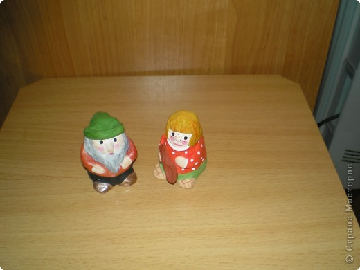 Лепка: Глиняные игрушки фото 2