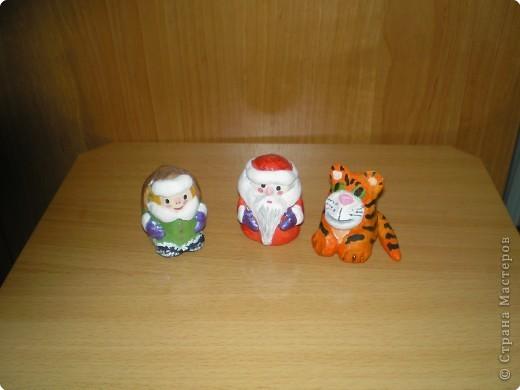 Лепка: Глиняные игрушки фото 5