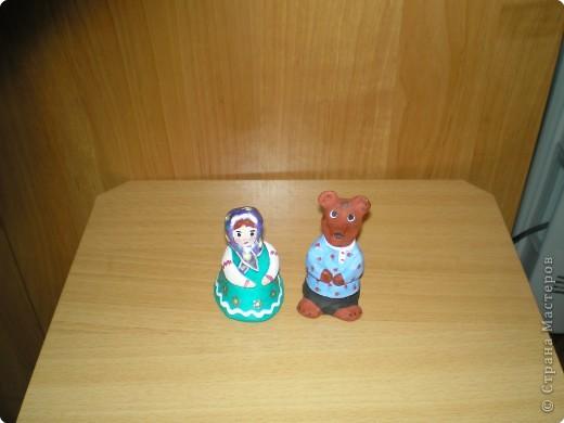 Лепка: Глиняные игрушки фото 3