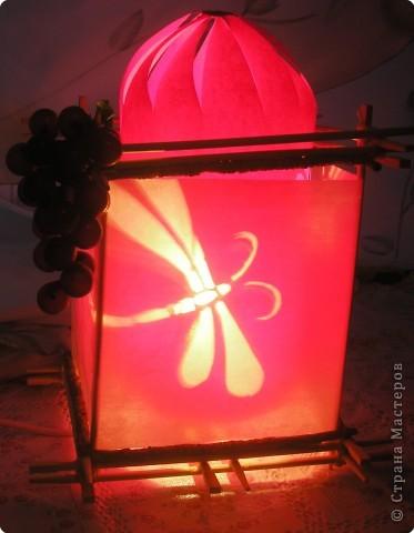 Китайские квадратные фонарики своими руками