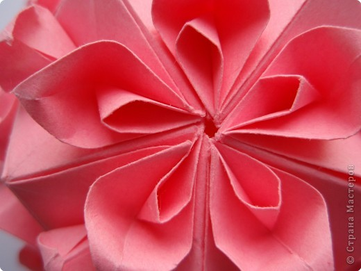Кусудама Оригами Оригами