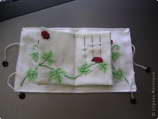 Вышивка крестом книжечка