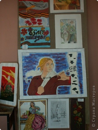 Итоговая выставка победителей в фестивале.  фото 3