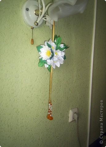 Эта кусудама из книги Hana no kusudama. Очень она мне приглянулась, напомнила о весне, о тепле.Вот и решила я сделаь для себя подарочек к 8 марта в виде такого весеннего букетика))) фото 12