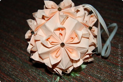 Кусудама Оригами By Tanya