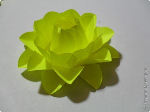 Цветы из стикеров фото 10
