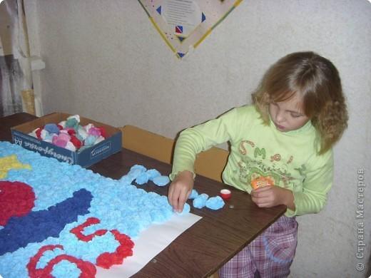 Лилия из салфеток бумажных своими руками