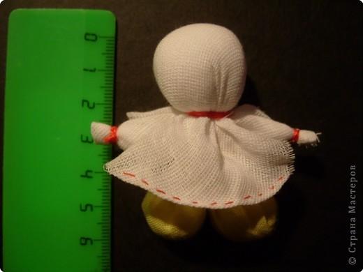 """Сшила таких куколок """"на Счастье"""" своим девочкам - Владе и Злате. Спасибо Татьяне (tatvasni) за ее МК. фото 7"""