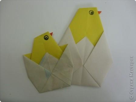 """Эти цыплята из журнала """"Коллекция идей"""" фото 10"""