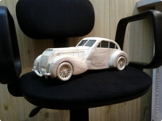 Автомобиль Bentley Embiricos (1937) фото 3
