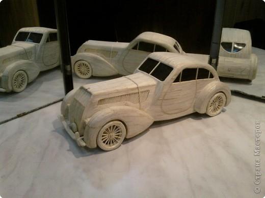 Автомобиль Bentley Embiricos (1937) фото 4