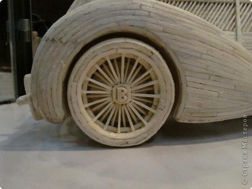 Автомобиль Bentley Embiricos (1937) фото 5