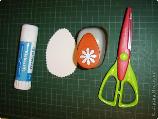 Используемые инструменты и материалы   фото 7
