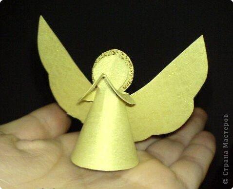 ангелы Бумага фото 1
