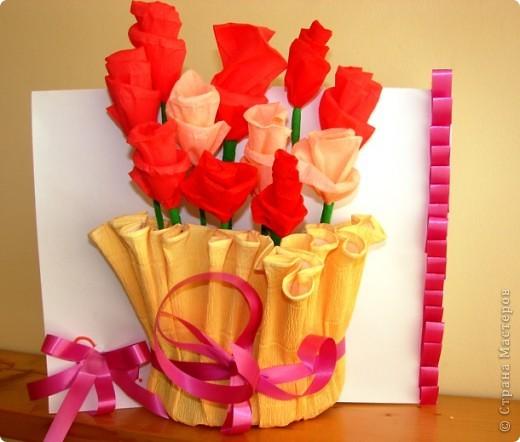 Подарки своими руками мамам к 8 марта