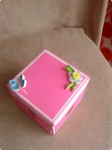 Квиллинг: Волшебные коробочки фото 2