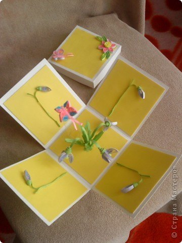 Квиллинг: Волшебные коробочки фото 5