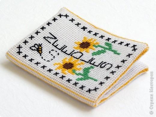 Вышивка крестом: Комплект вышивальщицы. фото 2