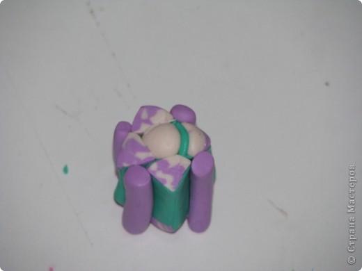 раскатываем(пластик FIMO запекается в духовке 110*С-30мин)  фото 9