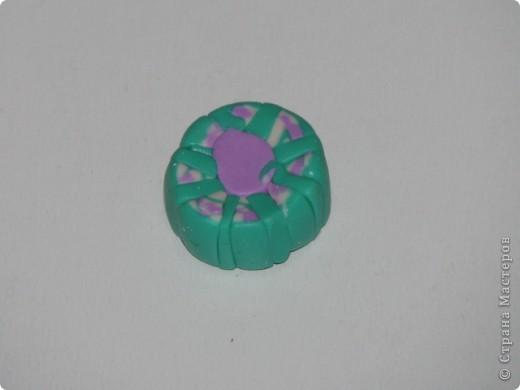 раскатываем(пластик FIMO запекается в духовке 110*С-30мин)  фото 16