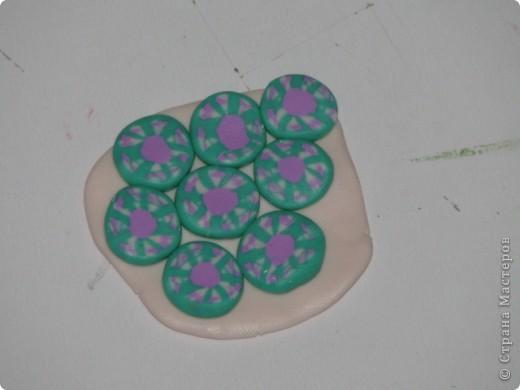 раскатываем(пластик FIMO запекается в духовке 110*С-30мин)  фото 17