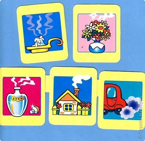 Наши органы чувств – наши помощники. Но знают ли наши дети о них? Однажды мне принесли стопку карточек. Без названия игры. Поэтому автор мне не известен. Но Вы самостоятельно можете приготовить подобную игру. Карточки двух видов – предметы и органы чувств человека.  фото 6