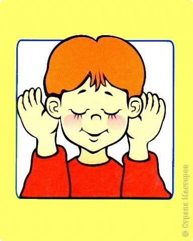 Наши органы чувств – наши помощники. Но знают ли наши дети о них? Однажды мне принесли стопку карточек. Без названия игры. Поэтому автор мне не известен. Но Вы самостоятельно можете приготовить подобную игру. Карточки двух видов – предметы и органы чувств человека.  фото 16