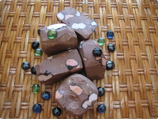 Мыловарение: Мыльные камушки