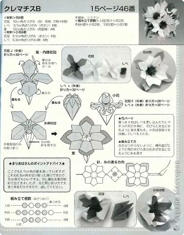 Эта кусудама из книги Hana no kusudama. Очень она мне приглянулась, напомнила о весне, о тепле.Вот и решила я сделаь для себя подарочек к 8 марта в виде такого весеннего букетика))) фото 13