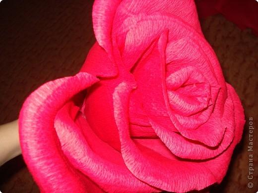 Делала в подарок розы.Решилась на мастер-класс. фото 18