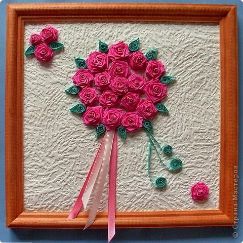 Квиллинг: Розы в технике квиллинг