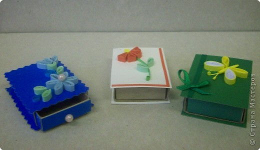 Коробка спичечный коробок своими руками