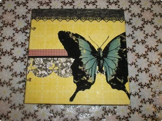 Скрапбукинг: Альбом для Оли фото 1