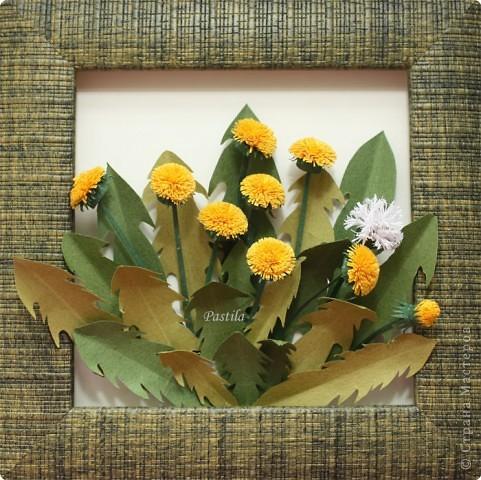 Весенний цветок своими руками фото